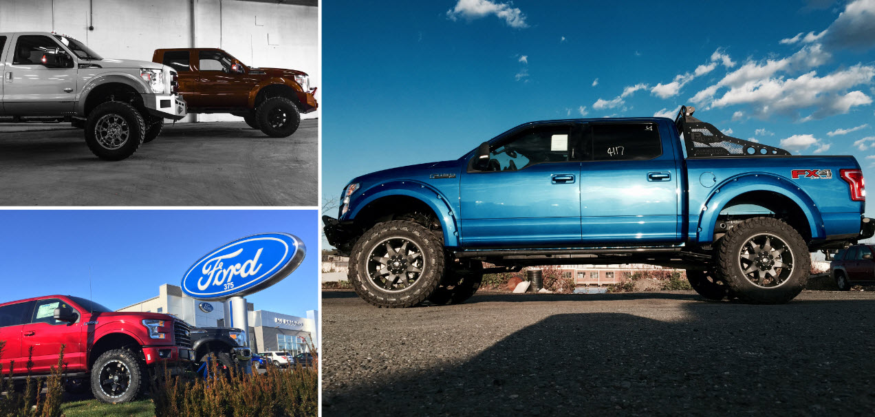 all american ford of hackensack custom truck outlet. Cars Review. Best American Auto & Cars Review