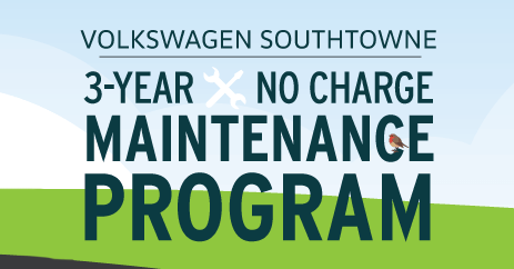 Have you heard about our 3-year NO CHARGE Maintenance Program?