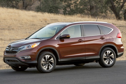 Take a Look at the 2016 Honda CR-V!