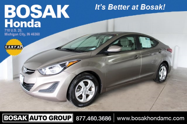 Give this 2014 Hyundai Elantra in our pre-owned inventory a look!