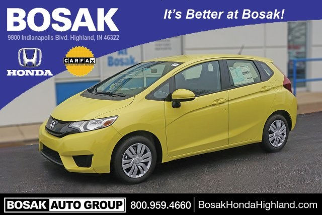 New 2016 Honda Fit Inventory