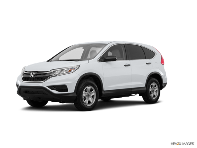 Let's Review: The 2016 Honda CR-V