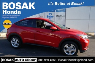 New 2016 Honda HR-V Inventory