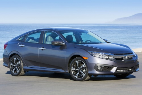 Take a look at the 2016 Honda Civic Reviews!