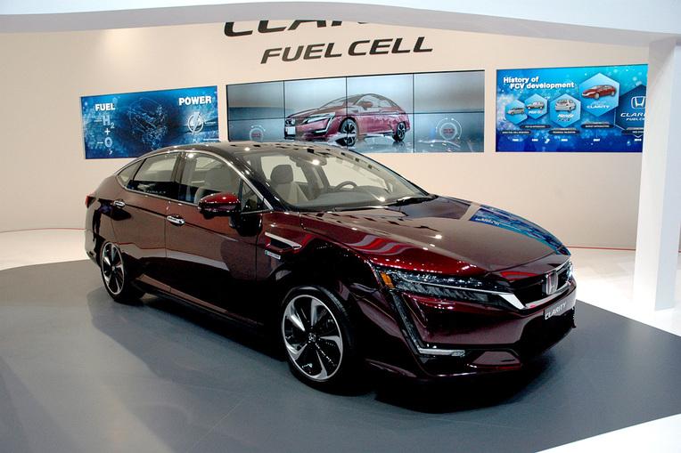 Honda at Geneva Motor Show: hybrid, electric and sport