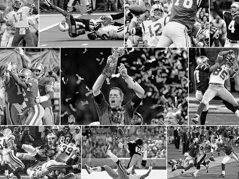 Greatest moments in Super Bowl history!