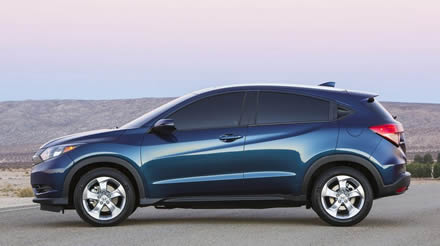 The HR-V Crossover: Anything But Expected