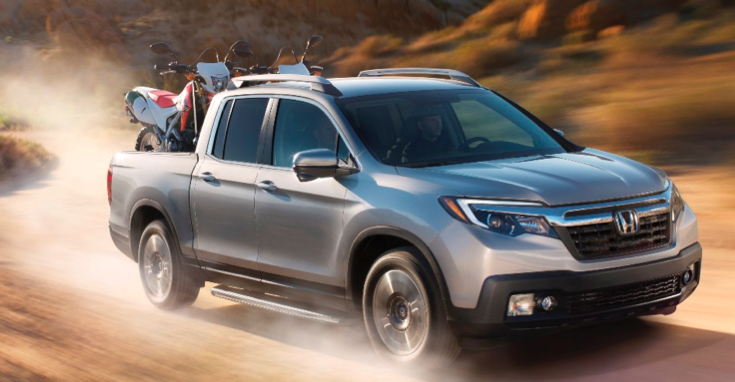 Here is some information on the 2017 Honda Ridgeline