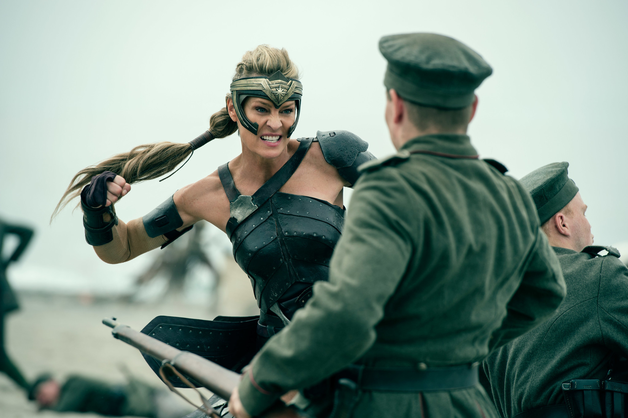 Antiope's Stunning Reveal About Amazon