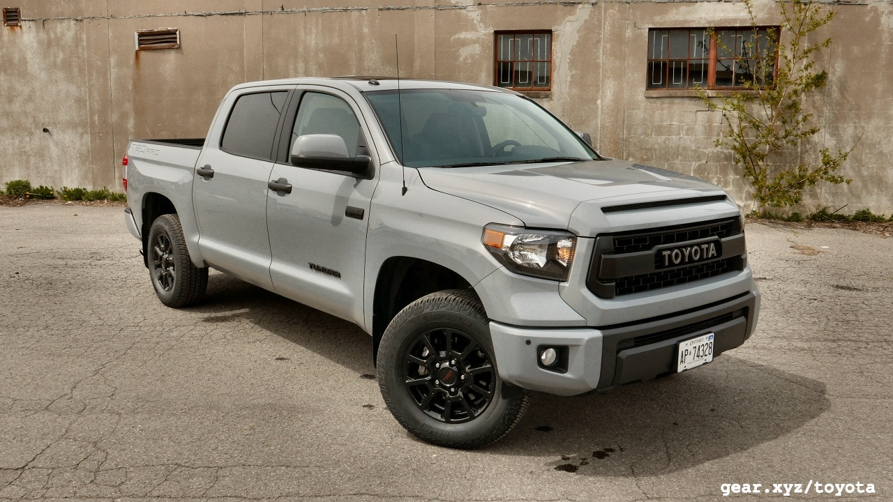 Tundra Trd Pro >> 5 Wicked Cool Features About The Rugged Tundra Trd Pro