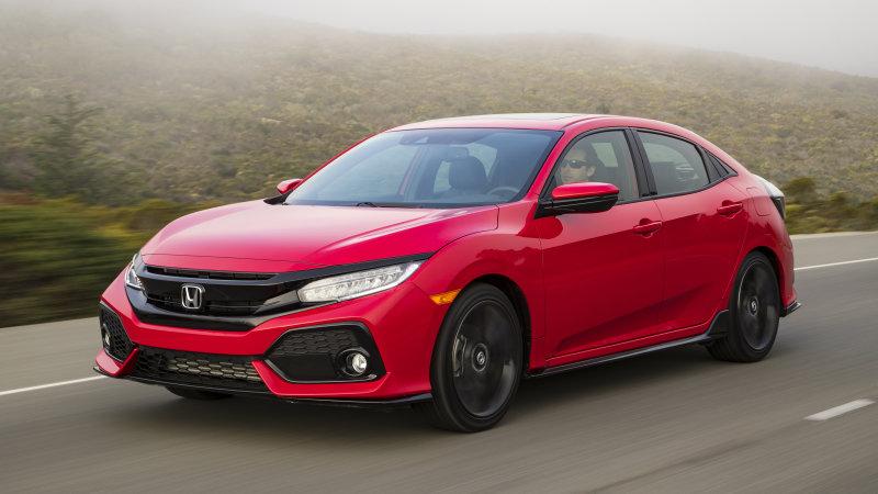 2017 Honda Civic rolls into dealerships Monday starting at $20,5