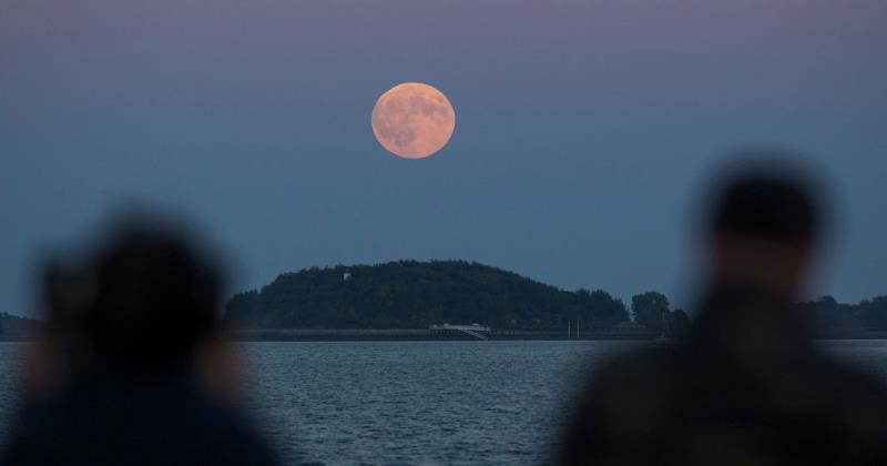 Super blue blood moon photos show that it lived up to the hype