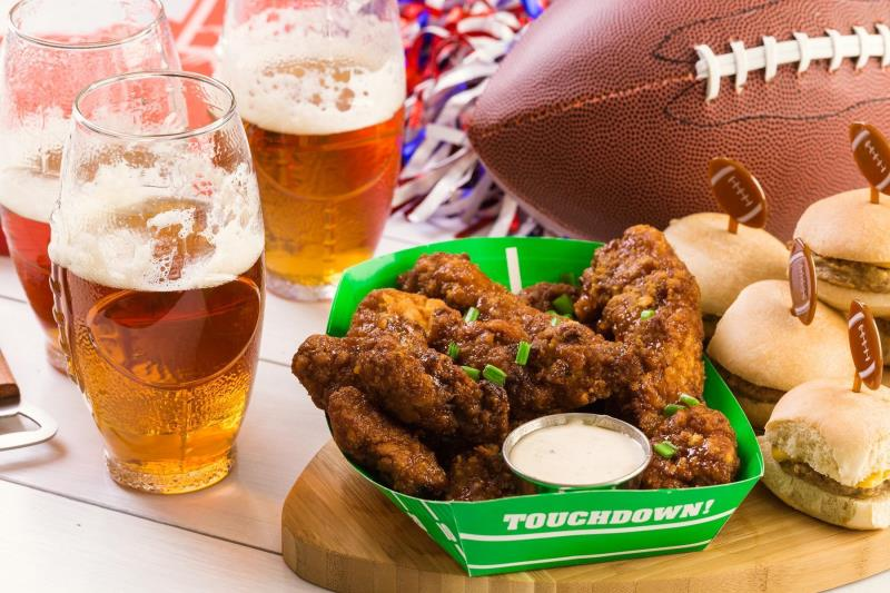 The Most Searched-For Super Bowl Food in Every State
