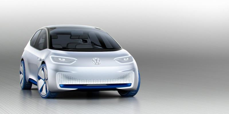 Volkswagen's revolutionary electric SUV is coming in 2020