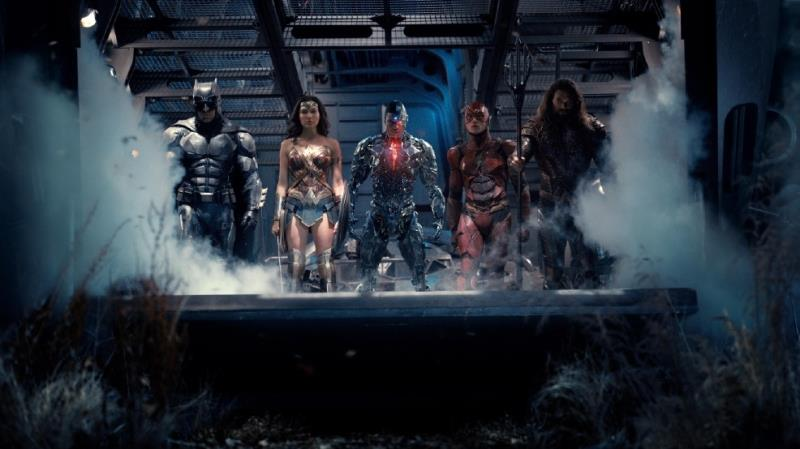 Comic Con announces big 'Justice League' guest for Fan-X